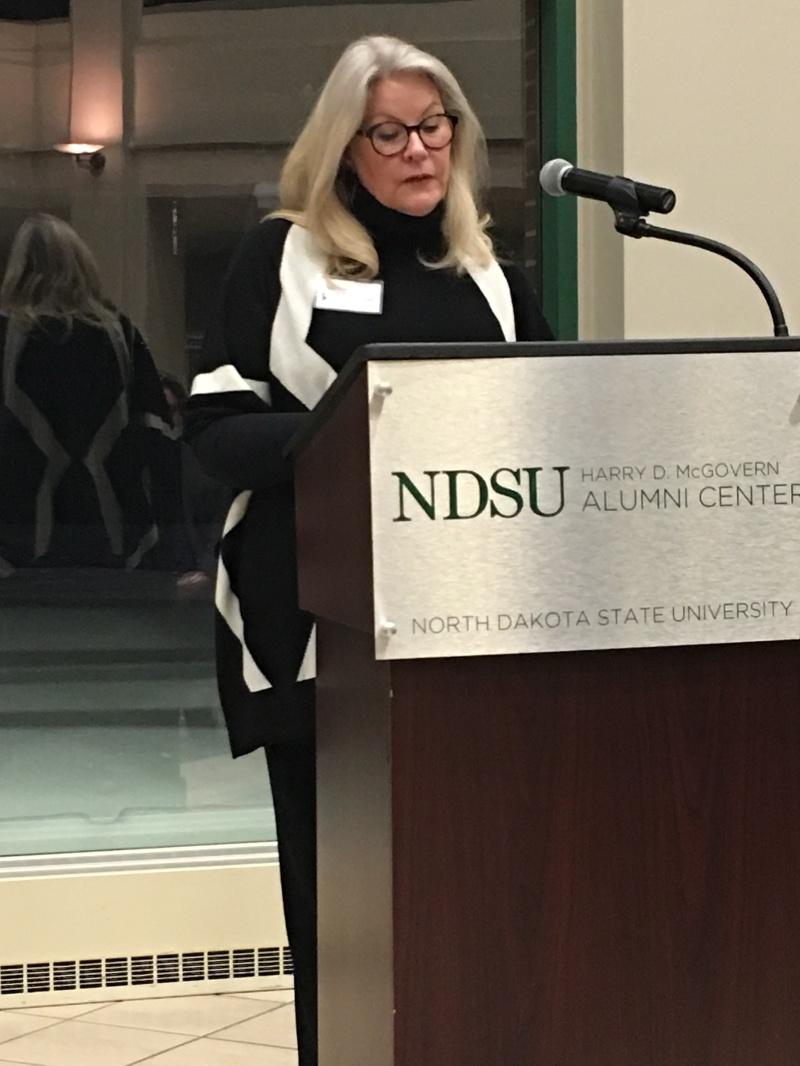 NDSU Annual Press Party, Fargo 3-2019